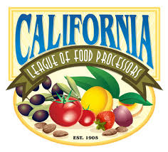 California League of Food Processors logo