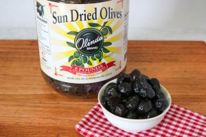 West Coast Products Sun Dried and Cured Olives