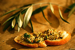West Coast Products Green Olive Tapenade