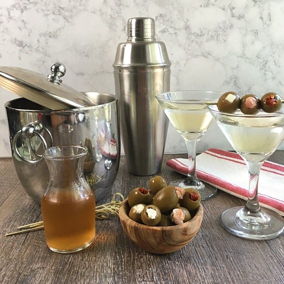 West Coast Products Martini Recipes