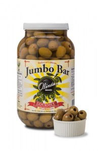 West Coast Products Jumbo Bar Olives