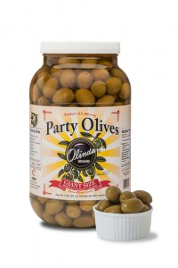 West Coast Products Party Olives