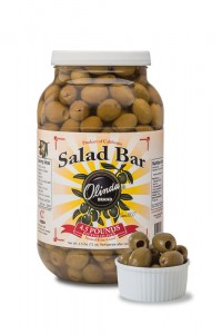 West Coast Products Salad Bar Olives