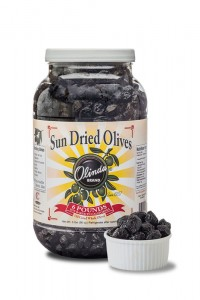 West Coast Products Sun Dried Olives