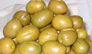 West Coast Products Cracked Olives