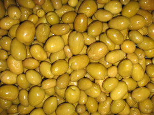 West Coast Products Sicilian Olives